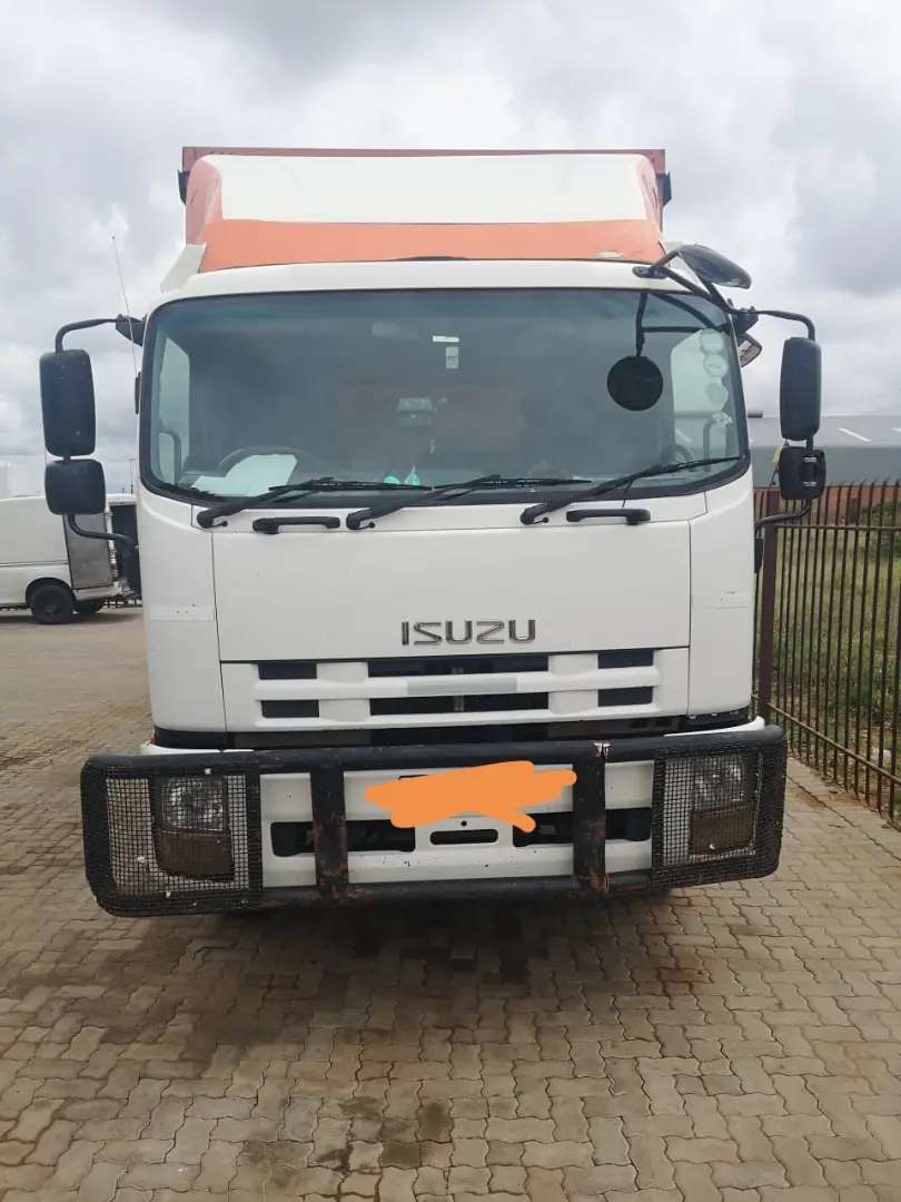 Selling a Truck in polokwane, contact us for more information 0