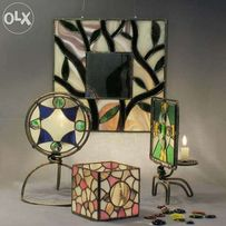 Сувенир - подсвечник, зеркало, рамка для фото
