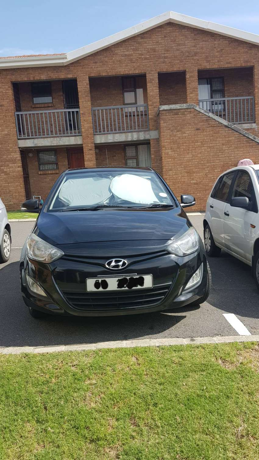 Hyundai i20 1.4 manual 0