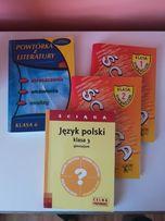 Opracowania lektur cztery klasy