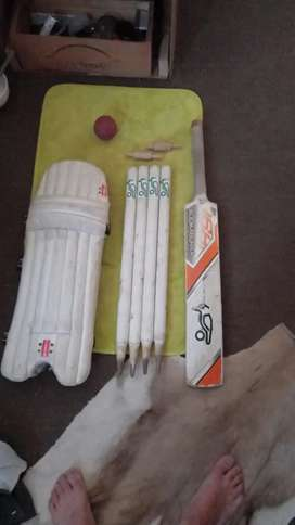 Kookaburra krieket set for sale