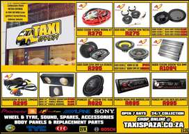 Sound, Audio, Radios MP3 , DVD players, Amplifiers, Subwoofers, Speake