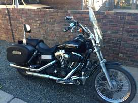 Harley Davidson for sale.