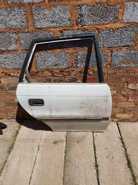 Opel astra rear right door shell