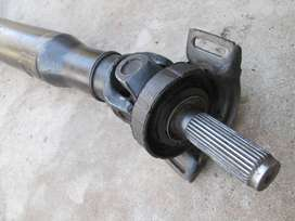 Mercedes-Benz 300D 1981 W123 automatic: shafts, long and short