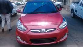 2014 Hyundai Accent 1.6 Engine Capacity with Automatic Transmission