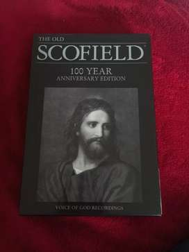 100 year old signed Scofield bible