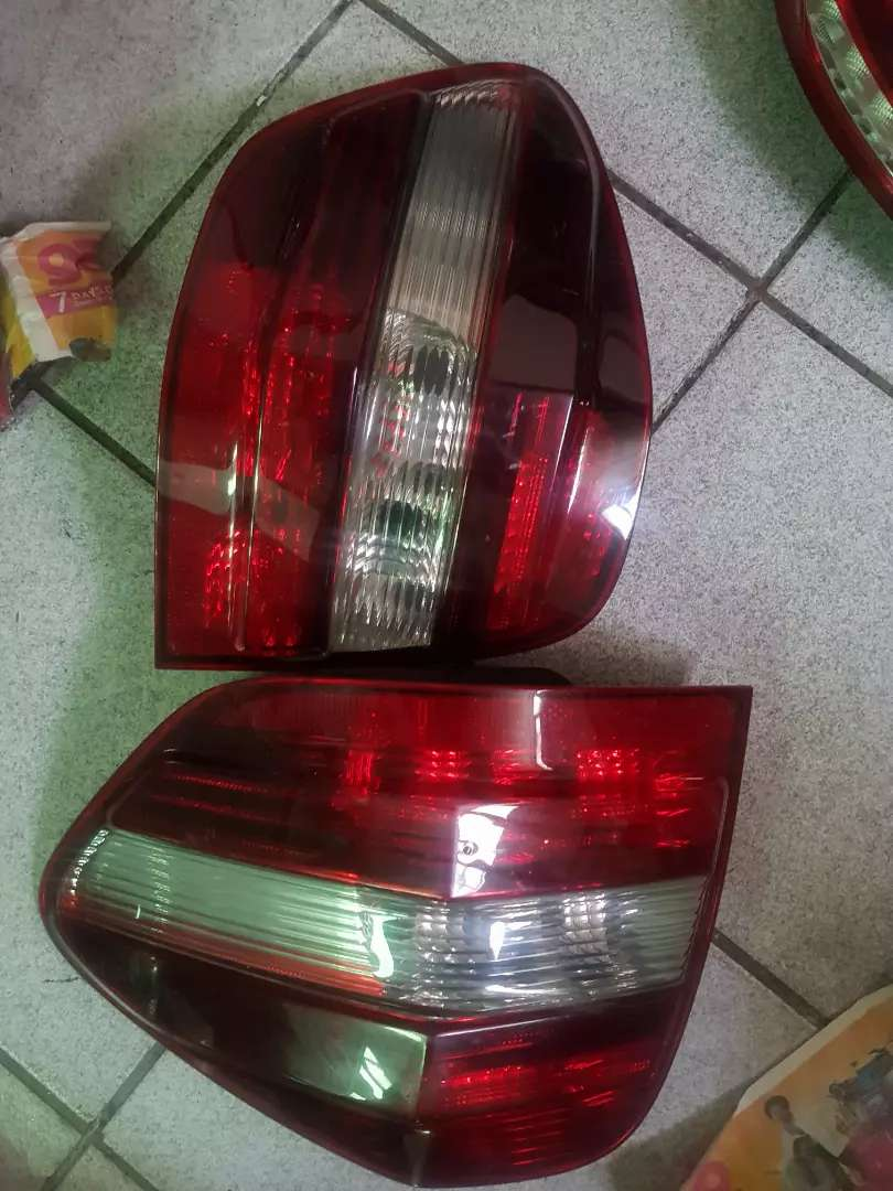 Mercedes ML w164 taillights for sale
