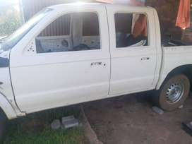 Mazda Drifter 4x4, 2004 stripping for spares