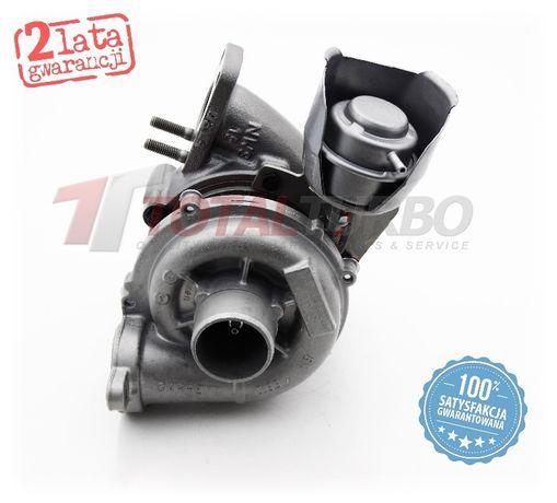 Turbosprężarka turbina Ford Focus II Mondeo III C-MAX 1.6 TDCi Ostrołęka - image 2