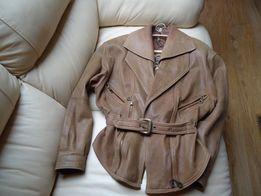 Шкіряна куртка,р. S