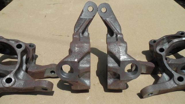 Кулаки ЛУАЗ ЗАЗ 968 шкворня плиты поршневая редуктор тяги маятники Мелитополь - изображение 2