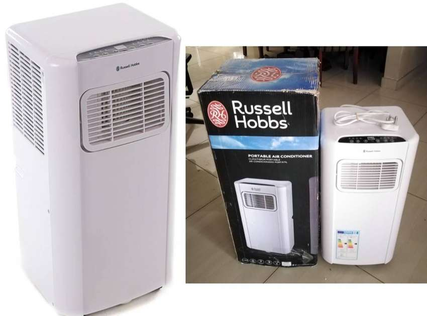 Demo- Russel Hobbs 10 000BTU Aircon- Portable-Cooling Heating V R7000 0