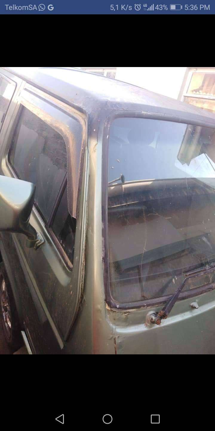 Microbus forsale 0