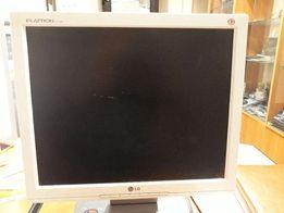 """Monitor 17"""" LG Flatron L1715S"""