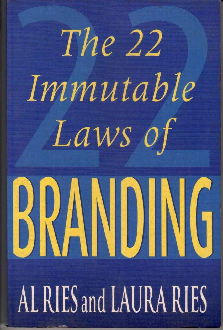 The 22 Immutable Laws Of Branding 0