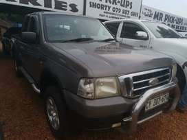 Ford Ranger clubcab