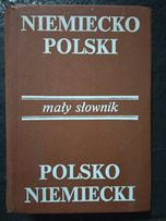 Mały Słownik Niemiecko-Polski, Polsko-Niemiecki