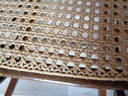 Ręczne wyplatanie rattanem-uszkodzonych siedzisk, oparć,renowacja