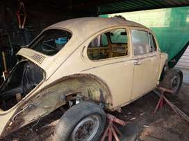 Project car needs to be reassembled 1974 moddle 1600 vw beetle