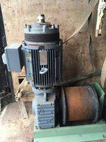 Мотор-редуктор з тормозом 7,5 KW