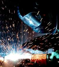 Image of Arc welding training and artisan course co2 argon welding boilermaking