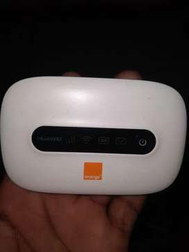 Wifi pocket router