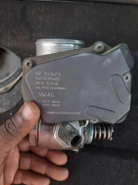 Vw throttle body, HFP pump and injectors