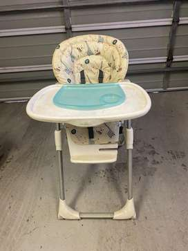Baby high chaire - joie