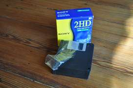Sony 1.44 Mb 3.5 Inch Discs IBM Formatted