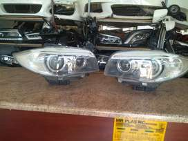 BMW E88 1series right and left headlights