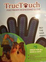 Перчатка антишерсть для собак и кошек