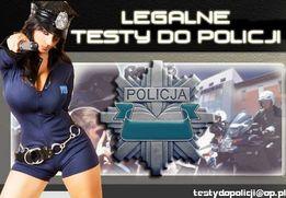 Testy do Policji Multiselect 2 !!! NOWE