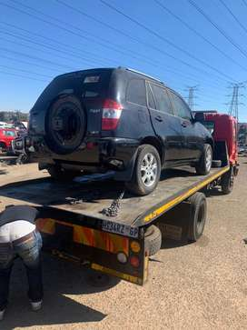 Chery tigo 1.6 ready for stripping @ sheeraz auto spares