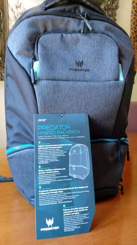 Acer Predator 15.6inch Backpack Brand New.