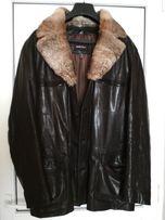 Продам мужскую кожаную куртку OCHNIK
