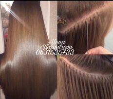 Наращивание волос АКЦИЯ всего 3500 грн.