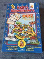 Karta Rowerowa - gra planszowa, Quiz