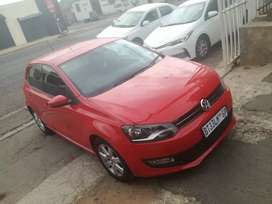 2012 VW Polo 1.4 is available