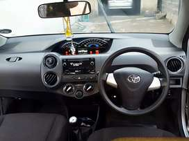 I'm selling my Toyota etios in a good condition