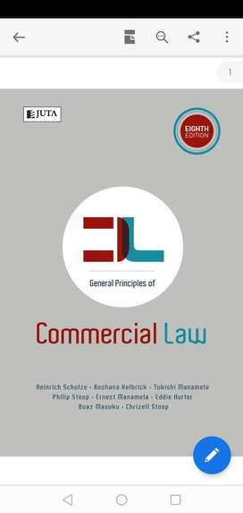 General principles of commercial law 8th edition pdf