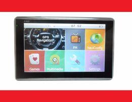"GPS навигатор 4,3""_5""_7"" дюймов Pioneer HD 4GB Cortex-A7"
