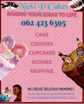 Cakes and Decor