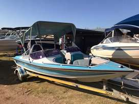 I am looking for a dam boat 42k max negotiable