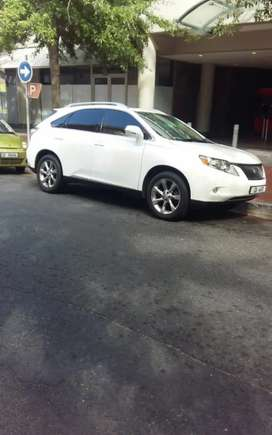 Lexus RX350 with only 106500kms IMMACULATE