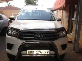2016  Toyota Hilux 2.4 GD-6