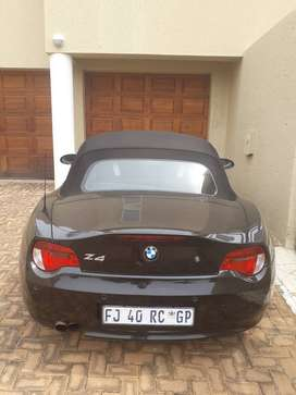 Z4 Convertible for sale!!