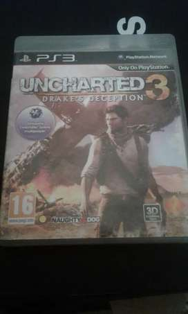 Uncharted  drake's deception 3