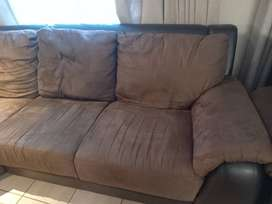 Corner Couch and recliner