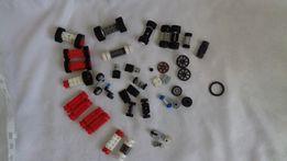 LEGO- klocki -kółka , ośki- 175 gram
